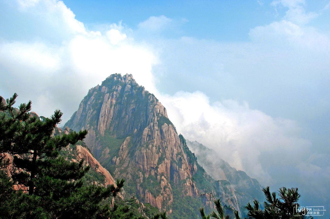 中国首批国家重点风景名胜区,首批全国文明风景旅游区示范点,中国十大