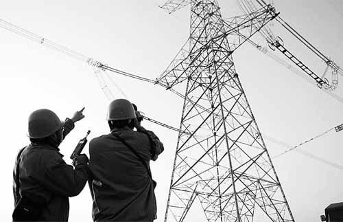 """往年的""""电荒"""",主要原因是发电机组装机容量不够或电煤供应的问题."""