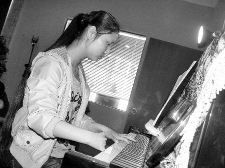 她说右手钢琴简谱