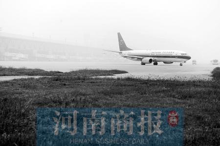 此次相当于将合肥到郑州的航班延长到西安