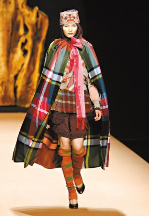 蒙古民俗服装素材