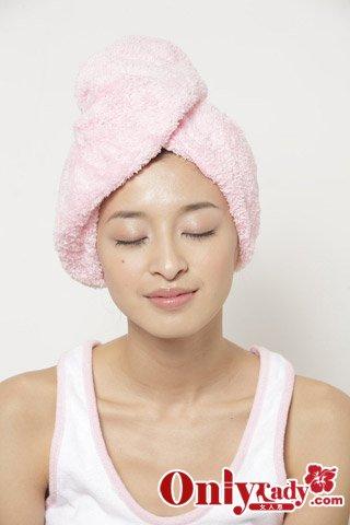 护发+按摩+吹整 光泽秀发的复活绝技(组图)